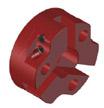 TRC-0472-12-00-00-0: 75 мм шпиндельная оправка
